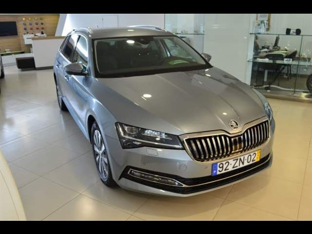 Skoda Superb break