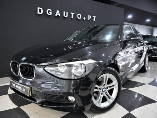 BMW 116, 2012