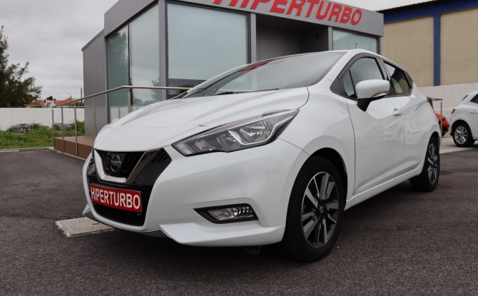 Nissan Micra 0.9 IG-T N CONNECTA