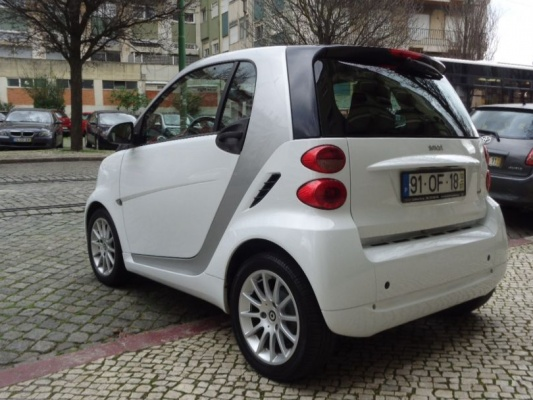 Smart Fortwo, 2012