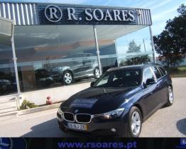 BMW 320 d Touring Auto (184cv) (5p)