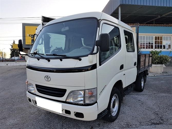 Toyota Dyna S 30.23 Cabine Dupla