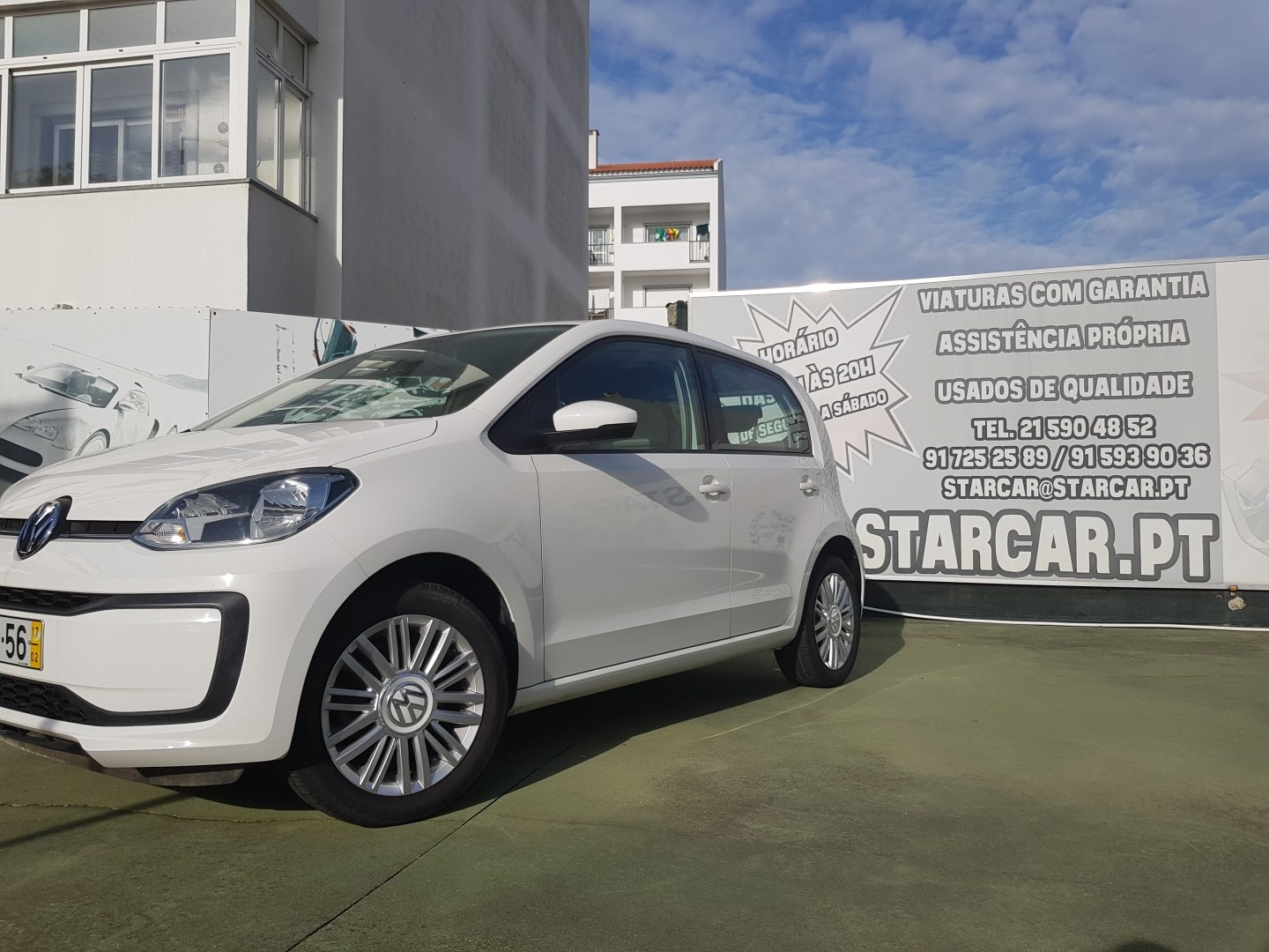 Vw Up Citadino