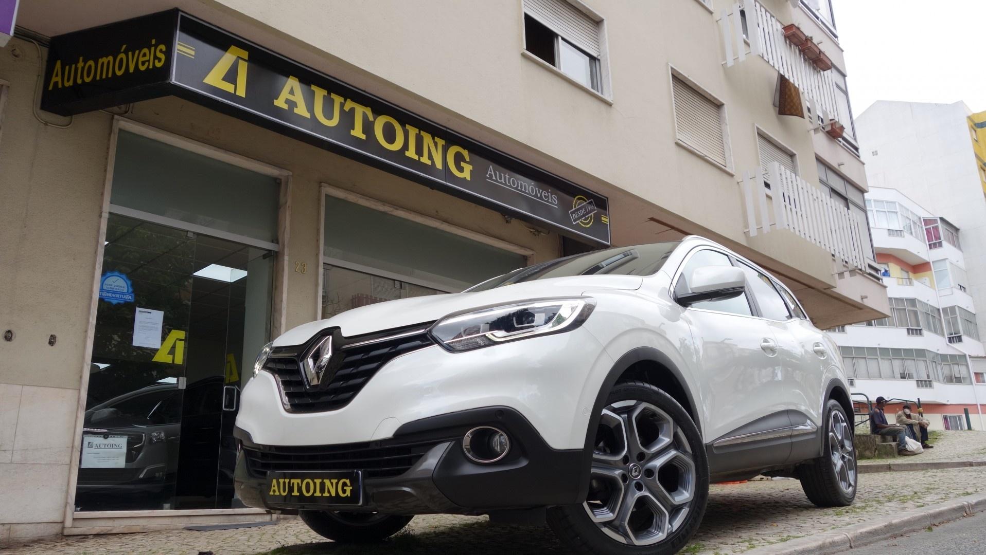 Renault Kadjar 1.5 DCI INTENSE EDC