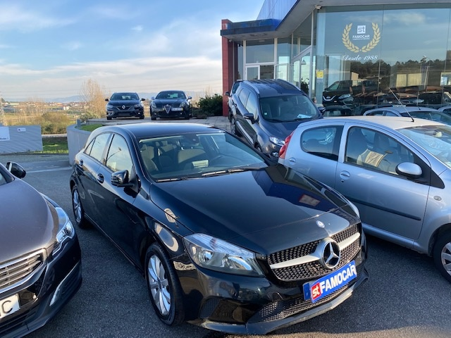 Mercedes-Benz A 180 CDi Aut