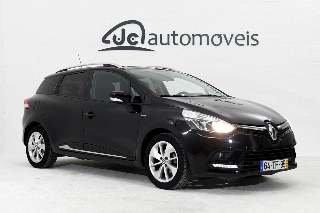 Renault Clio IV BREAK 0.9 TCe Limited