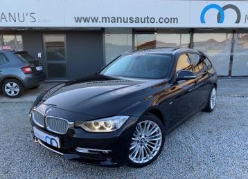 BMW 320 d d Touring EfficientDynamics Line Modern