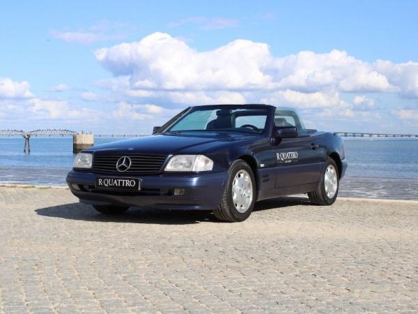 Mercedes-benz Sl 280 Standard