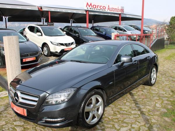 Mercedes-Benz Classe CLS 350CDI BlueEfficiency 265 cv