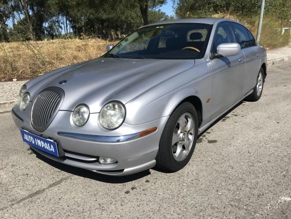 Jaguar S-Type Executive