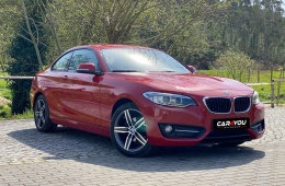 Bmw 218 DA Executive Edition Coupe Aut.
