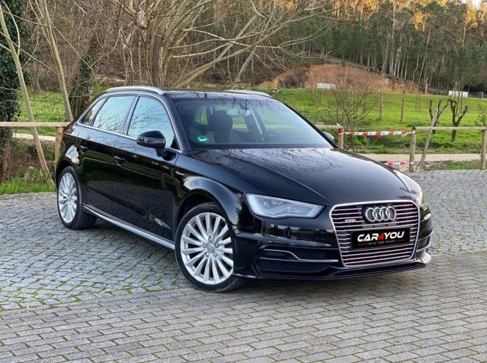 Audi A3 sportback E-TRON 1.4 TFSi Sport S tronic