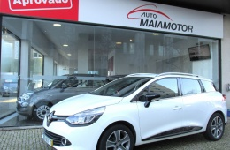 Renault Clio Sport Tourer 1.5 DCI NIGHT & DAY