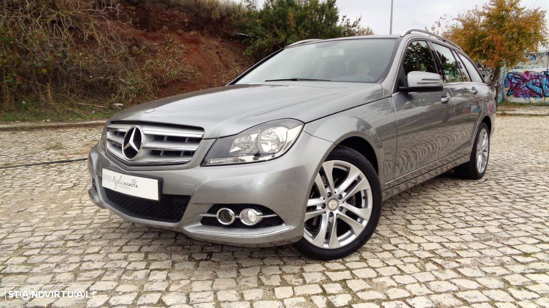 Mercedes-benz C 250 CDi Avantgarde BlueE.Aut.