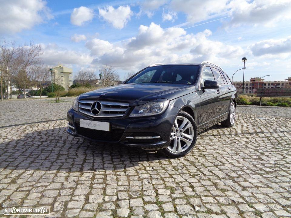 Mercedes-benz C 200 CDi Executive BlueE. Aut.