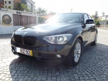 BMW 116 d Efficient Dynamic