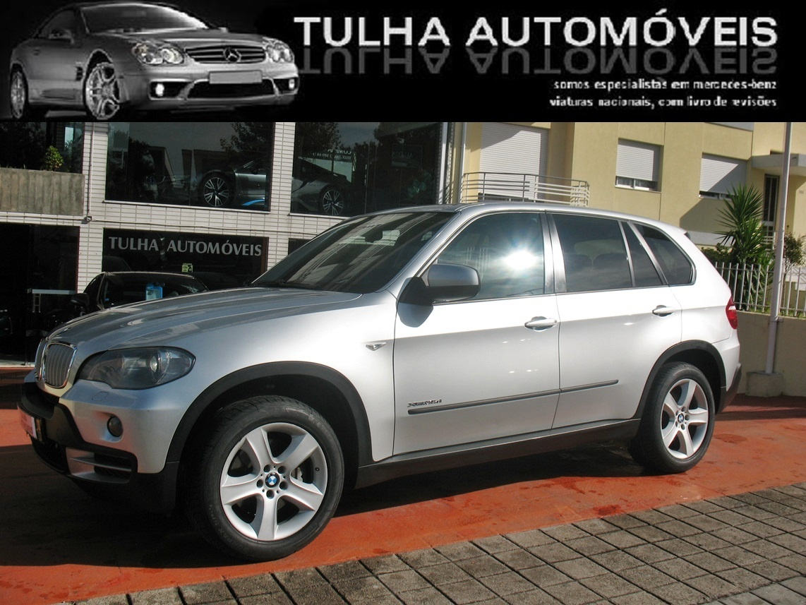 BMW X5 xDrive 35d  Bi-turbo  286cv  Autom.