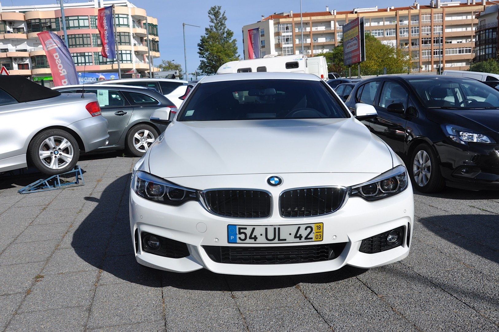 BMW 420 Grand Coupé Auto Kit M