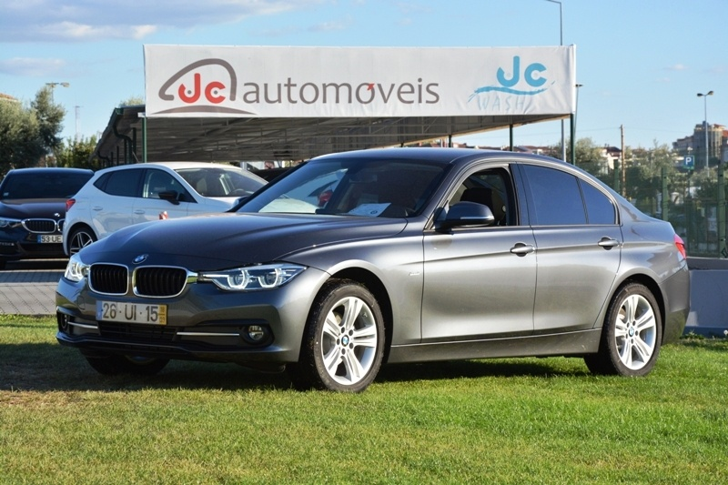 BMW 318 d Line Sport
