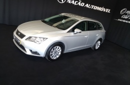 Seat Leon St (stationwagon) 1.6 Tdi Cr 105cv Ecomotive Start & Stop Style Gps Plus 5 portas