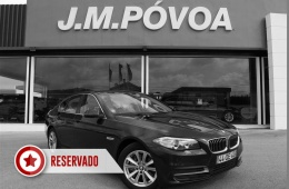 BMW Série 5 525 d Efficient Dynamics GPS 218cv
