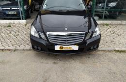 Mercedes-Benz E 200 BlueTEC/CDi