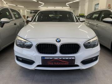 BMW 116 116D EDynamics Advantage