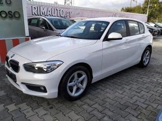 BMW 116 D EDynamics Advantage