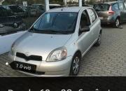 Toyota Yaris 1.0 vvti gasolina