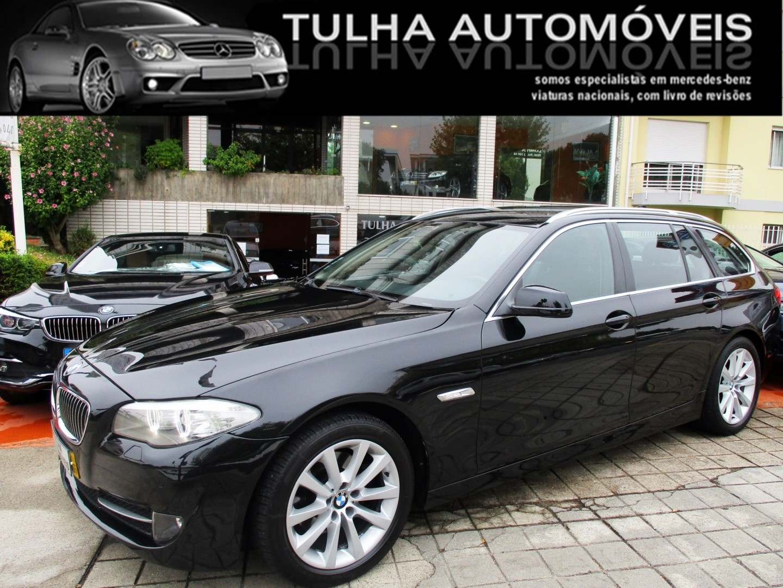 BMW Série 5 520D Touring