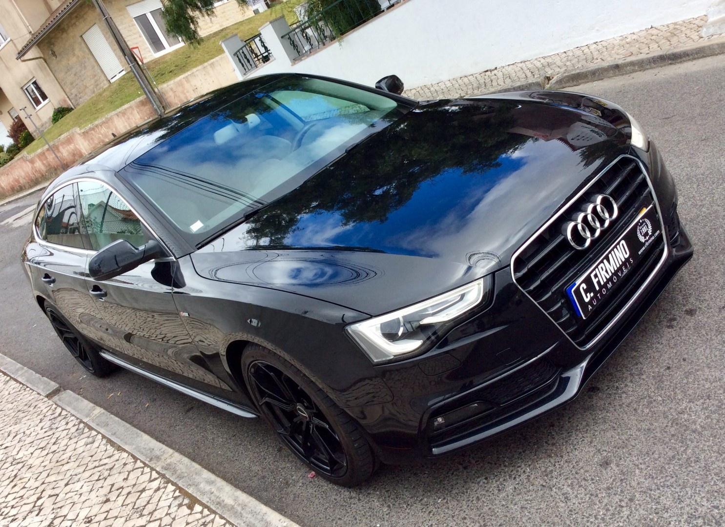 Audi A5 2.0 TDI SLine