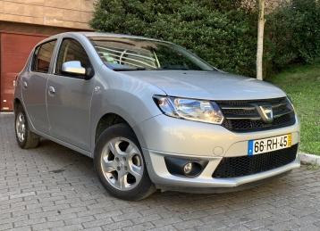 Dacia Sandero BI-Fuel