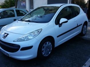 Peugeot 207 1.4 HDI SPORT VAN