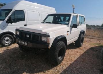 Nissan Patrol Ebro