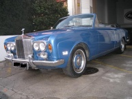Rolls Royce Corniche Convertible Mulliner Park Ward