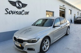 Bmw 318 d Pack M Shadow