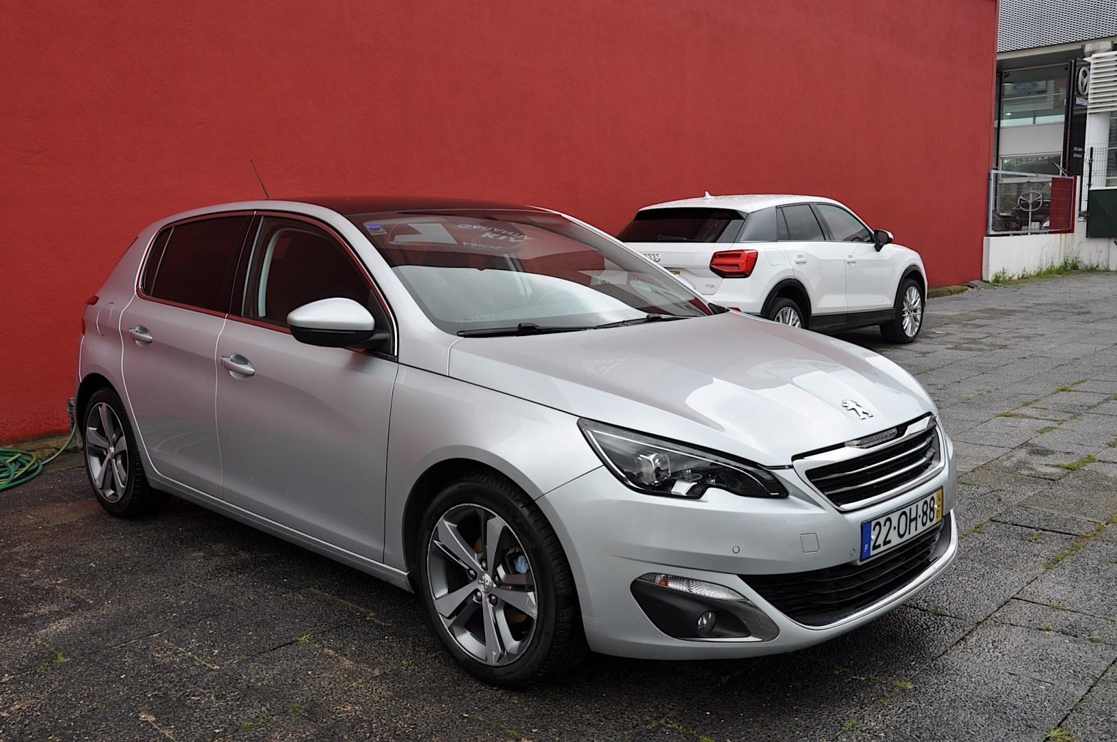Peugeot 308 1.6Hdi Allure