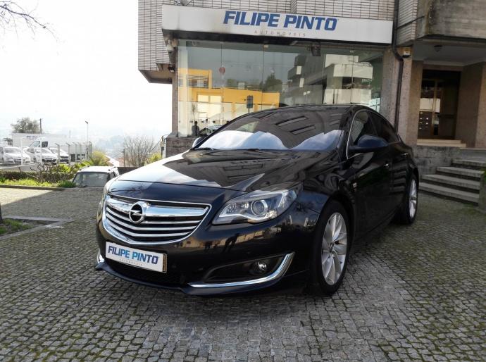 Opel Insignia OPC Line 2.0 CDTi Ecoflex
