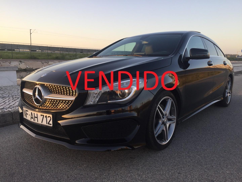 Mercedes-Benz CLA 220 SB AMG