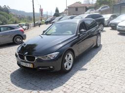 BMW 318 d Touring Sport nacional cx. automática
