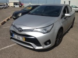Toyota Avensis sd 2.0 d-4d luxury+gps