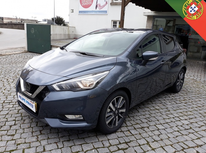 Nissan Micra 0.9 IG-T S&S Acenta GPS