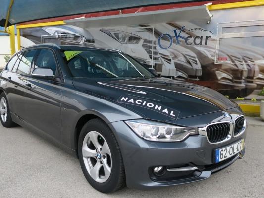 BMW 320, 2014