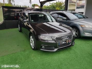 Audi A4 avant 2.0TDI Automática