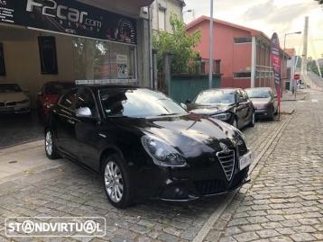 Alfa Romeo Giulietta 2.0 JTD M