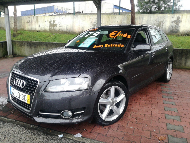 Audi A3 Sportback 1.6 Tdi Attraction Businesse Line