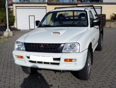 Mitsubishi L200 2.5TDI 4x4 3Lug