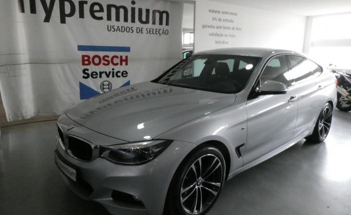 BMW 320, 2018