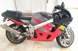 Suzuki GSX R600 600 R