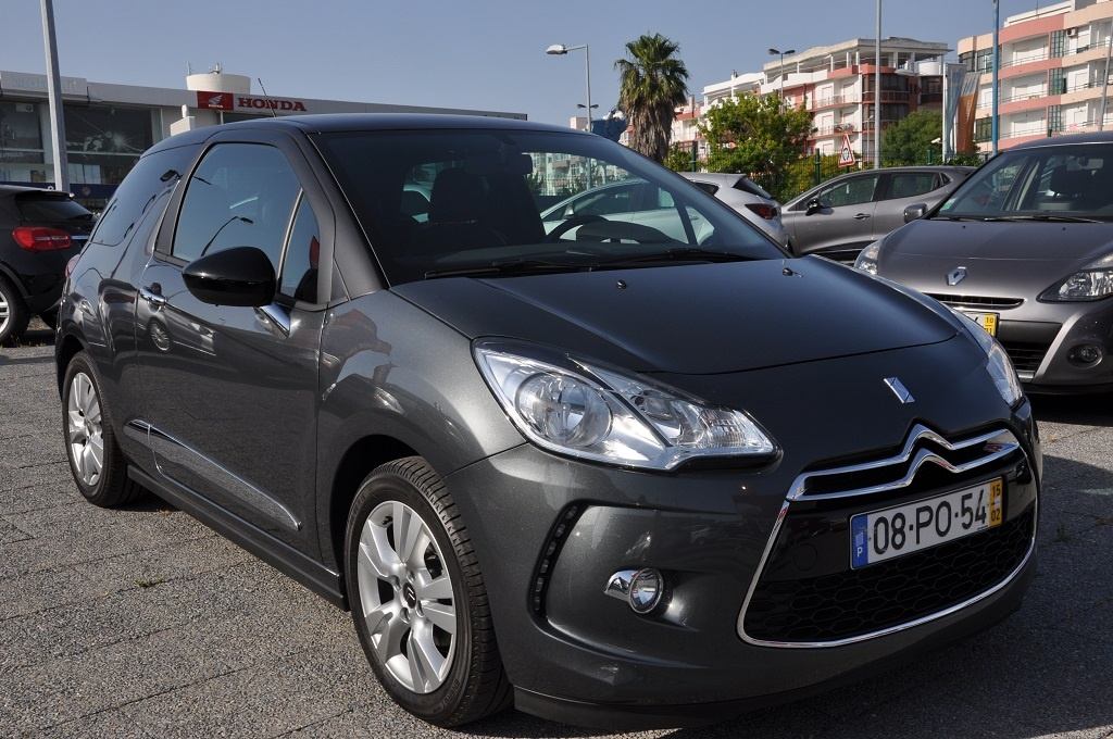 Citroën DS3 1.6 Hdi Be Chic